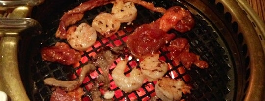 Gyu-Kaku Japanese BBQ is one of Around the World - Noms.
