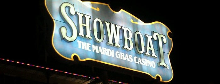 Showboat Hotel & Casino is one of Been Here.