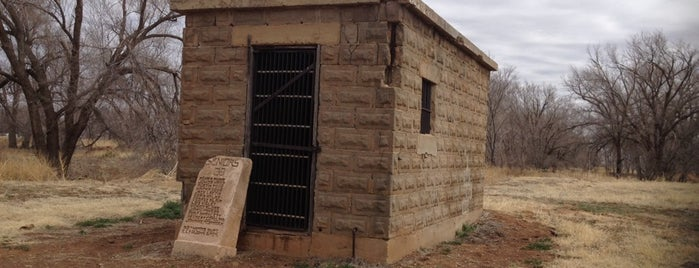 Old Territorial Jail is one of Route 66 Roadtrip.