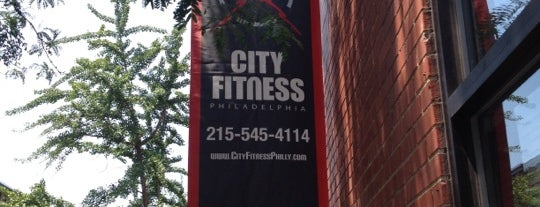 City Fitness is one of Lieux qui ont plu à Tyler.