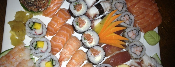 Pier Sushi is one of Locais curtidos por Victor.