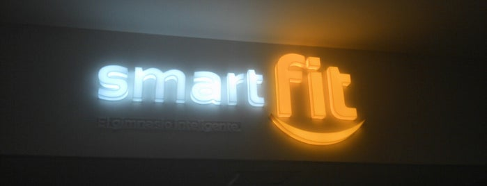 Smart Fit is one of Tempat yang Disukai Fanny.