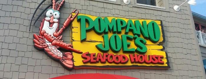 Pompano Joe's is one of Lugares favoritos de Sandy.