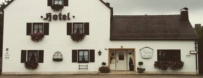 Hotel Neuner is one of Posti che sono piaciuti a Wibke.