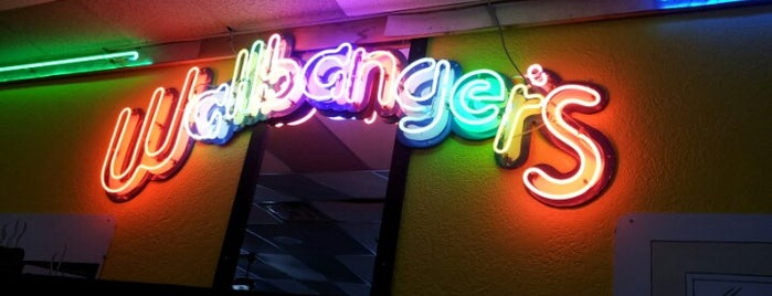 Wallbanger's Gourmet Hamburgers is one of Places I Like.