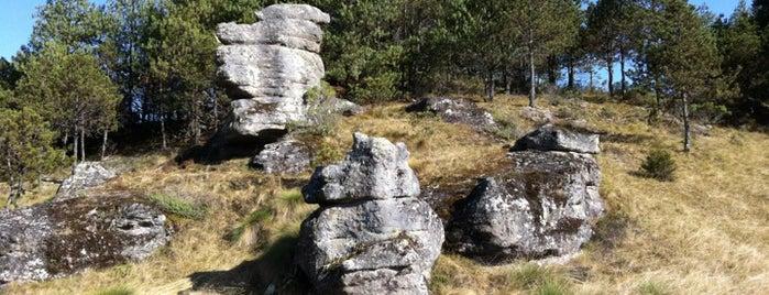 Valle de Piedras Encimadas is one of Parques.