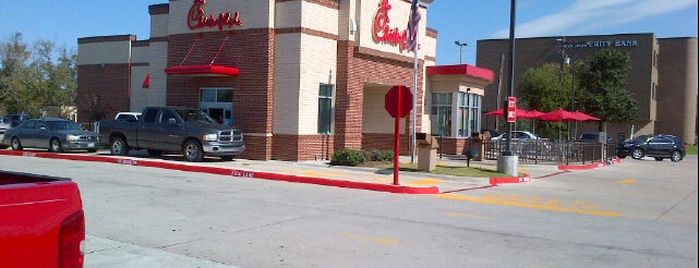 Chick-fil-A is one of Posti che sono piaciuti a Tania.