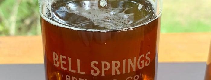 Bell Springs Winery is one of Best of Austin/San Antonio.