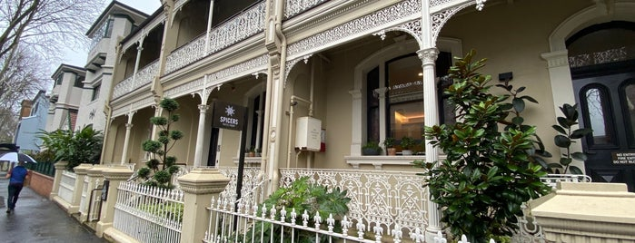Spicers Potts Point is one of Down under? I hardly know her!.