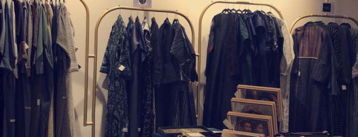 Chapter One is one of Abaya stores in Riyadh.