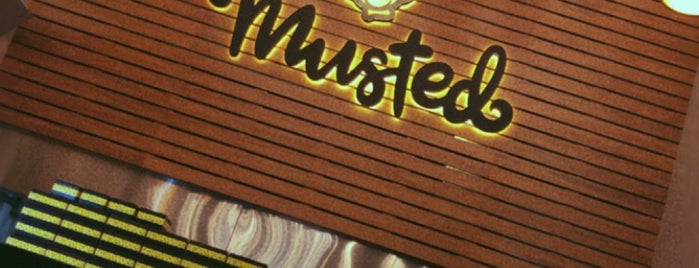 Musted is one of Need to try ( restaurants).