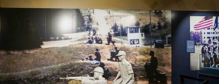 US Army Womens Museum is one of History Walks.