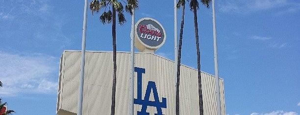 Dodger Stadium is one of West Coast 2015.
