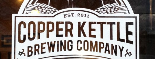 Copper Kettle Brewing Company is one of Denver.