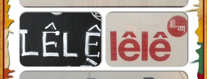 Lē Lē is one of Posti salvati di Kurt.