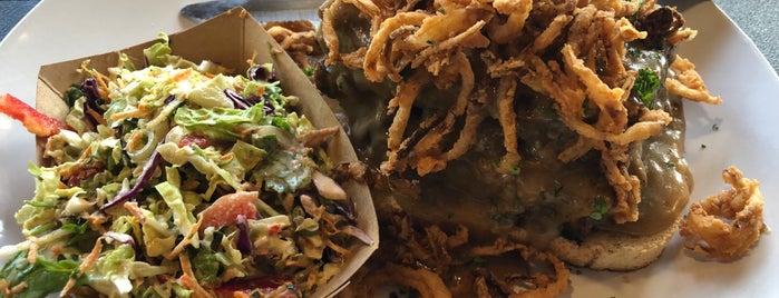 Mad Eats is one of Top Restaurants.