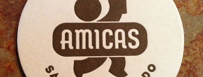 Amica's Wood Fired Pizza & Microbrews is one of Best Breweries in the World 2.