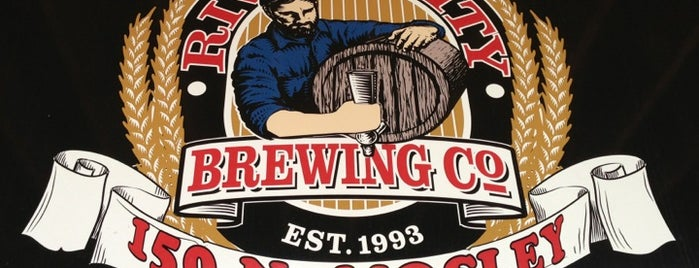 River City Brewing Company is one of Restaurants I've Tried.