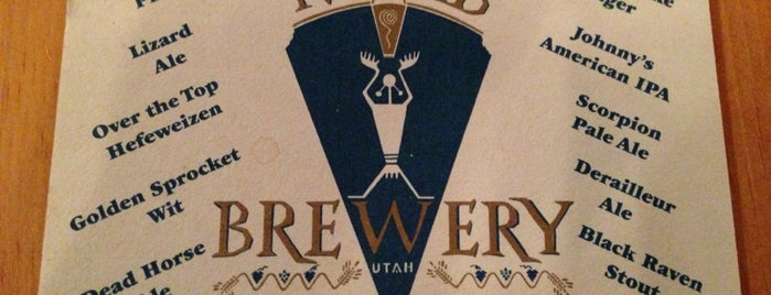 Moab Brewery is one of Best Breweries in the World 2.
