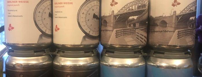 Trillium Brewing Company is one of Beer / Ratebeer's Top 100 Brewers [2020].