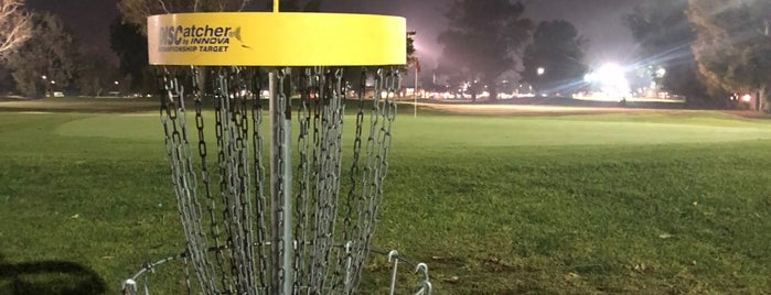 David L. Baker Golf Course is one of Top Picks for Disc Golf Courses 2.