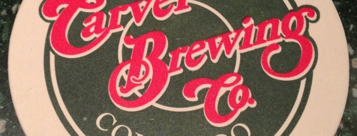 Carver Brewing Co. is one of Best Breweries in the World 2.