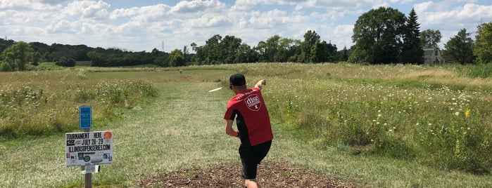 Fairfield Park Disc Golf is one of Top Picks for Disc Golf Courses 2.
