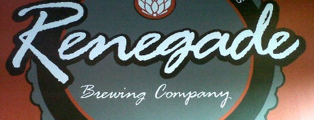 Renegade Brewing Company is one of Best Breweries in the World.