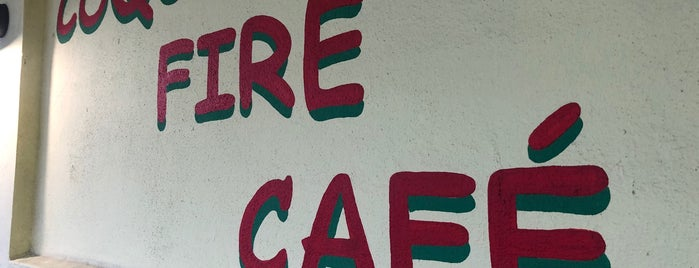 Coqui Fire Cafe is one of Top Restaurants 2.