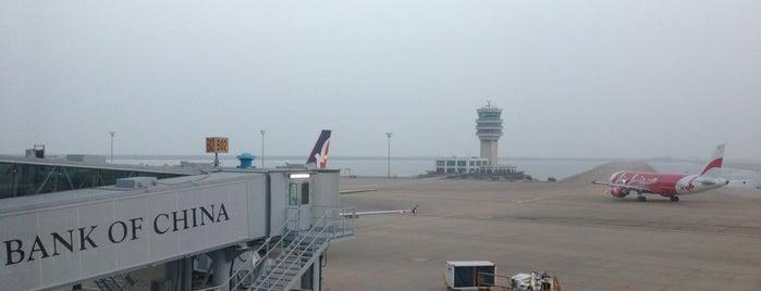 Macau International Airport (MFM) is one of Airports around the World.