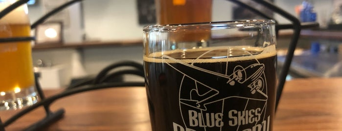 Blue Skies Brewery is one of Best Breweries in the World 3.