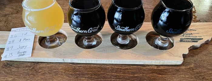 Southern Grist Brewing Company is one of Nashville Trip.