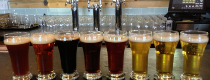 Upslope Brewing Company is one of Must-Visit Nightlife Spots in Boulder.