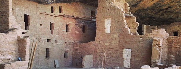 Mesa Verde National Park is one of US National Parks.