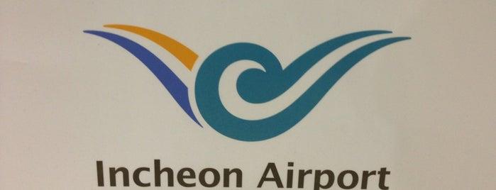 Flughafen Incheon (ICN) is one of Airports around the World.