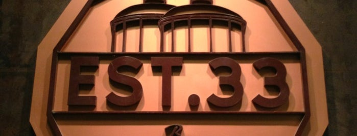 EST.33 by Singha is one of Best Breweries in the World 2.
