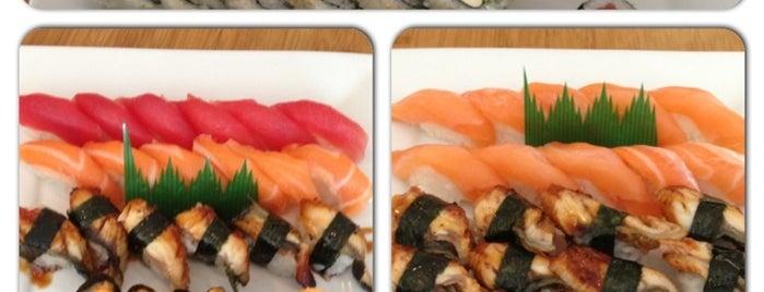 Sushi Katsu is one of Lieux sauvegardés par Danielle.