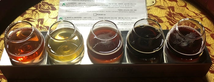 Sour Cellars Barrel Room is one of CA Inland Empire Breweries.