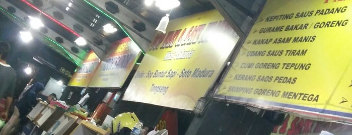 Pujasera Simpang Lima is one of Nongkrong di semarang.