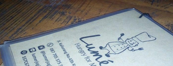 Lumer Hungry for More is one of Ammyta'nın Beğendiği Mekanlar.