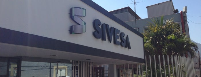 SIVESA is one of Joaquín'ın Beğendiği Mekanlar.