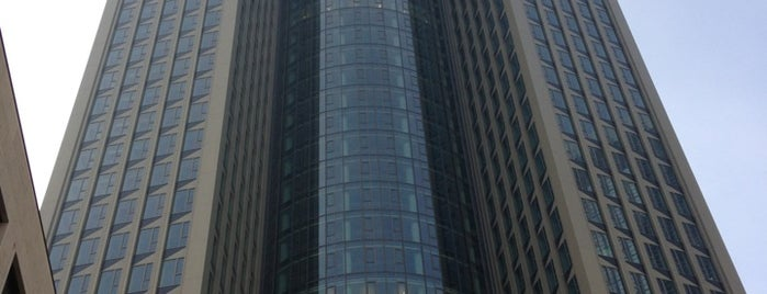 Tower 185 is one of Best of Frankfurt am Main.