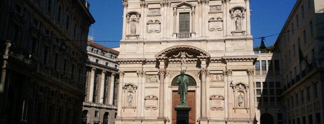 Chiesa di San Fedele is one of Milano turistica.