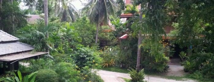 Chaweng Garden Beach Resort is one of Gökçen : понравившиеся места.