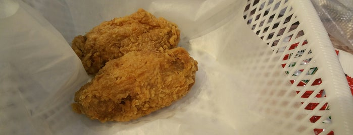 KFC is one of Mohamad Ariau 님이 저장한 장소.