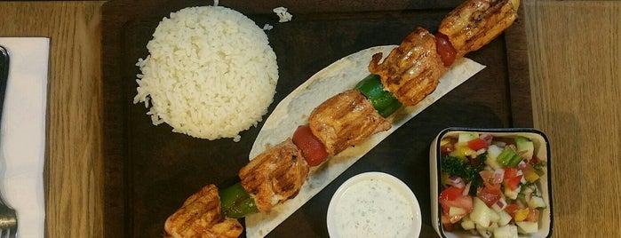 Istanbul Express Turkish Restaurant is one of Lieux sauvegardés par Faisal.