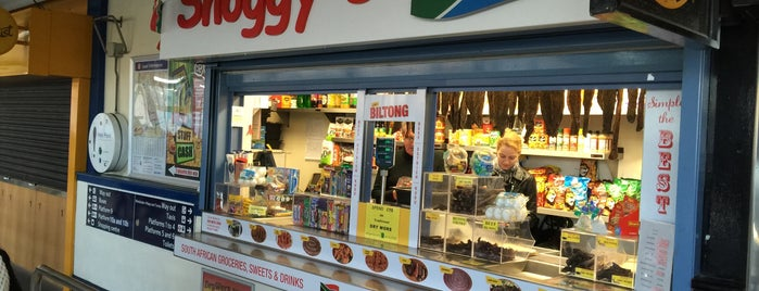 Snoggy's is one of Wimbledon Good Food Guide.