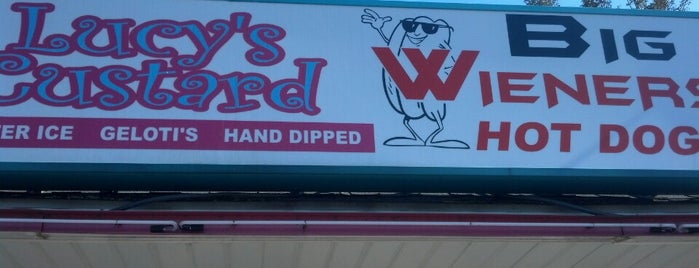 Big Wieners is one of INSAHD! Been There, Done That (NJ).
