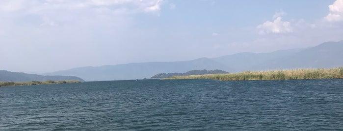 Köyceğiz Gölü is one of Tempat yang Disukai Çağlar.