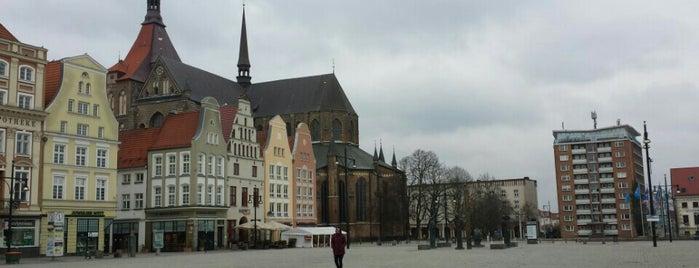 Alter Markt is one of Rostock/Warnemünde.